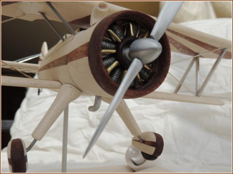 Boeing PT-17 détails moteurs2