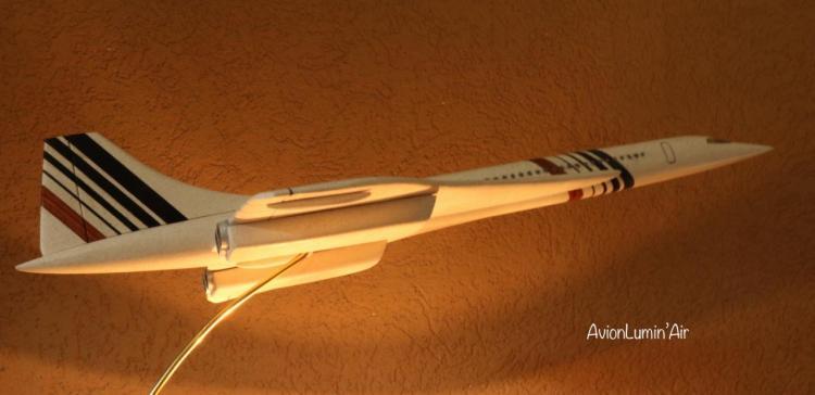 Concorde profil