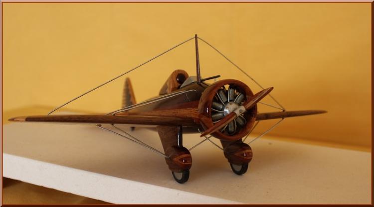 P-26 posé